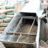 Pompa de sapa mecanizata